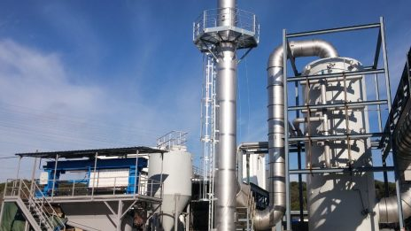 AERIS Develops New Technology For The Abatement Of High Loads Of VOCs In Air