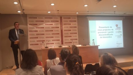 Presentation Of New Projects For Prevention And Decentralized Management Of Biowaste In Barcelona