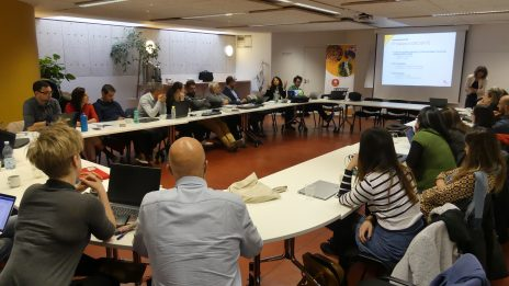 The Twelve Project Partners Gathered In Brussels For The 5th General Assembly